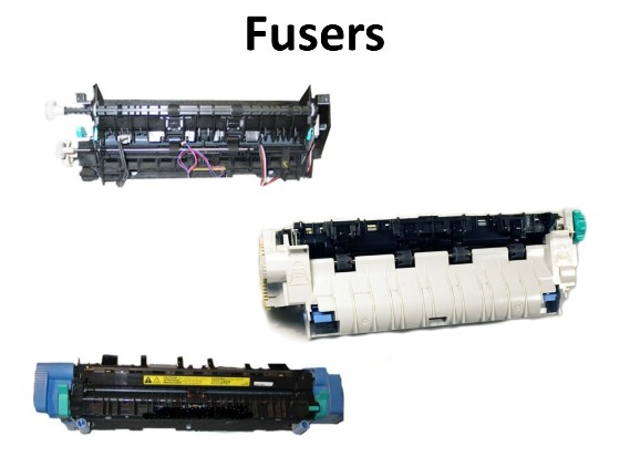 Fusers